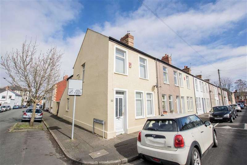 2 Bedrooms Property for sale in Daisy Street, Canton, Cardiff