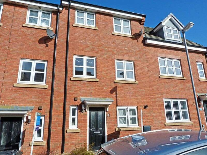 4 Bedrooms House for sale in Brambling Drive, Morecambe, Lancashire LA3