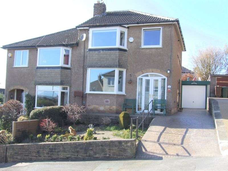 3 Bedrooms Semi Detached House for sale in Southfield Drive, Riddlesden