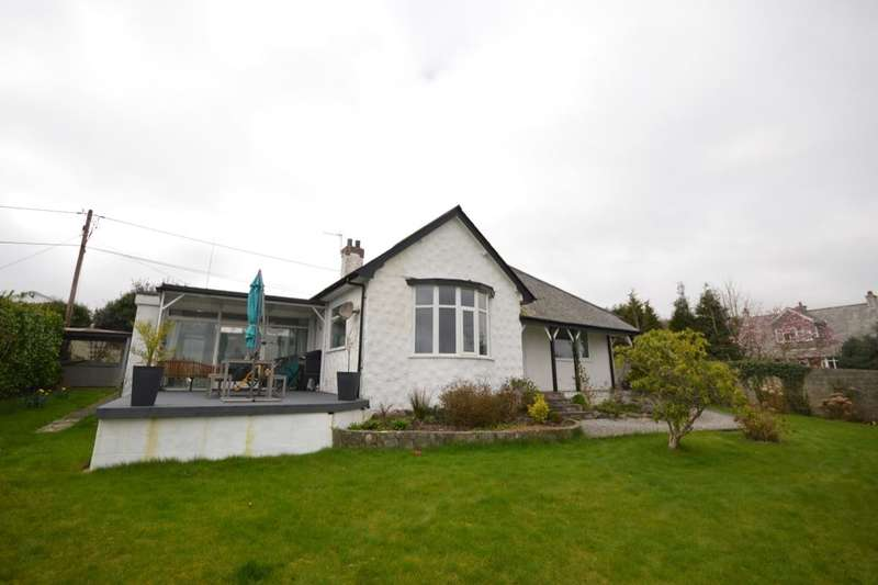 3 Bedrooms Detached Bungalow for sale in Austin Crescent, Plymouth, PL6