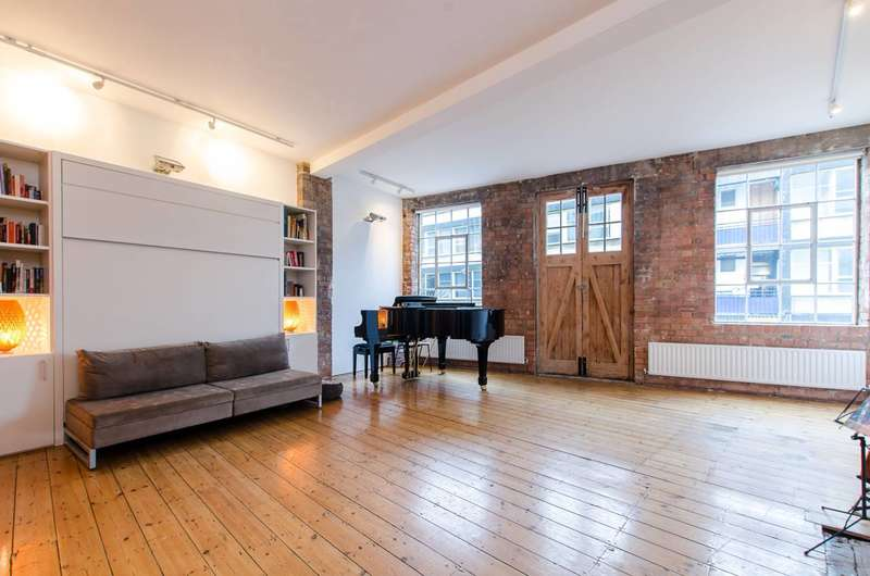 2 Bedrooms Flat for sale in Long Street, Shoreditch, E2