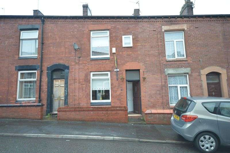 3 Bedrooms Terraced House for sale in Horsedge Street, Oldham