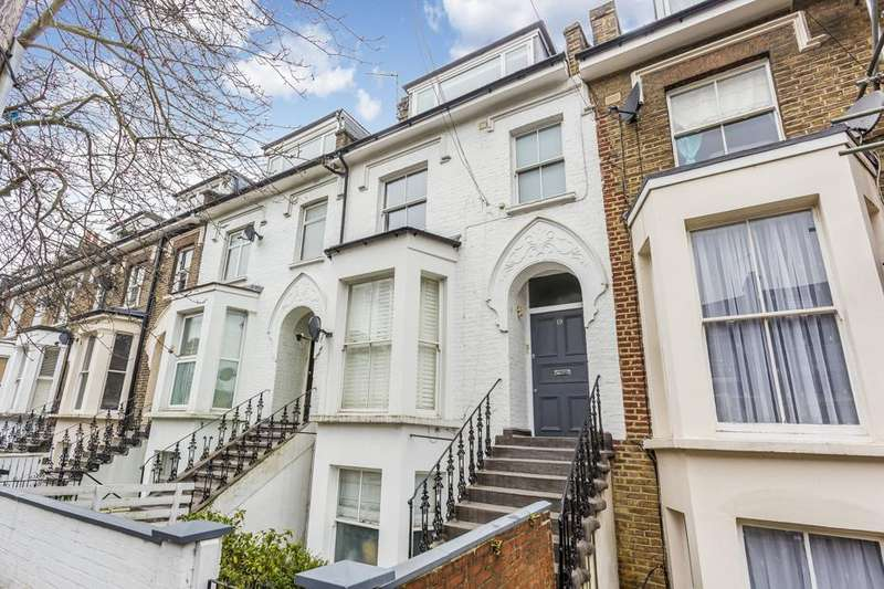 2 Bedrooms Maisonette Flat for sale in Adelaide Grove, London W12