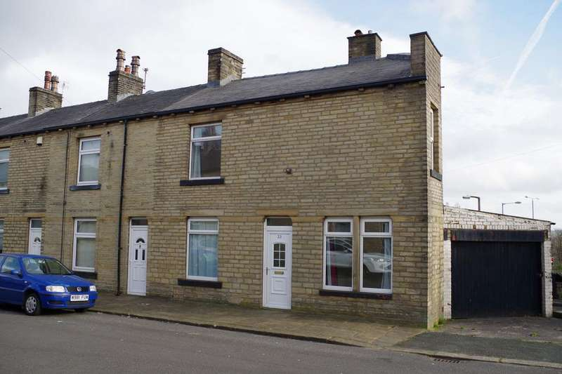 3 Bedrooms End Of Terrace House for sale in St Paul's Road, King Cross, Halifax HX1