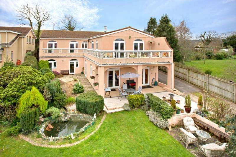4 Bedrooms House for sale in Long Lane, Ashcombe, EX7