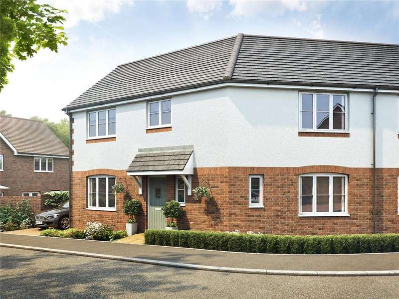 3 Bedrooms Semi Detached House for sale in Kidderminster Road, Bromsgrove, Worcestershire