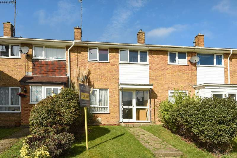 3 Bedrooms Terraced House for sale in Hamelyn Close, Town Centre, Basingstoke, RG21