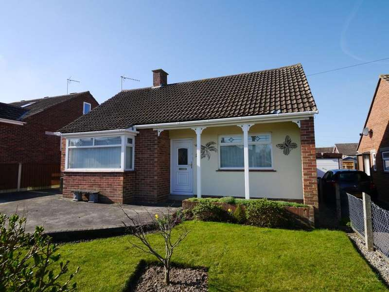 2 Bedrooms Detached Bungalow for sale in Dixon Drive, Oulton Broad, Lowestoft