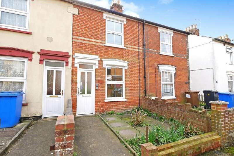 3 Bedrooms Terraced House for sale in Parade Road, Ipswich
