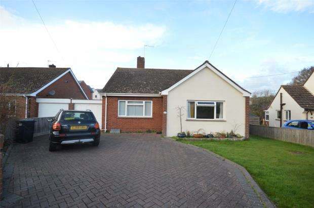 3 Bedrooms Detached Bungalow for sale in Glebelands, Exminster, Exeter, Devon