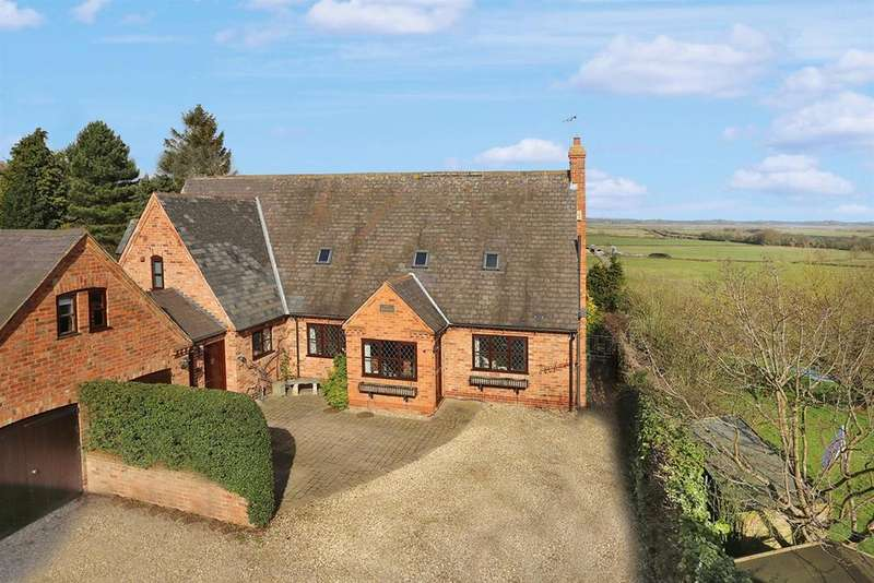4 Bedrooms House for sale in Main Street, Gumley, Market Harborough