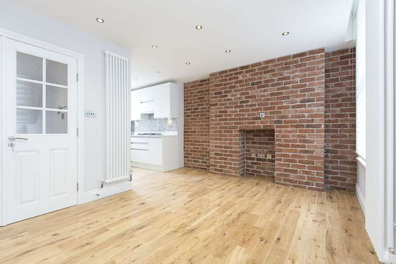 2 Bedrooms Apartment Flat for sale in Eversholt Street, Euston