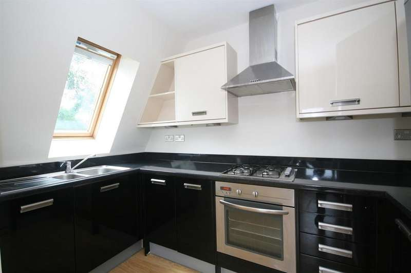 2 Bedrooms Apartment Flat for sale in Parkside House, Westmoor Street,