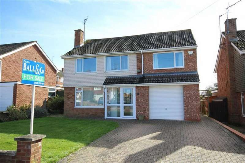 4 Bedrooms Detached House for sale in Arundel Road, Tewkesbury, Gloucestershire