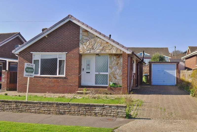 3 Bedrooms Detached Bungalow for sale in FROSTHOLE CRESCENT, FAREHAM
