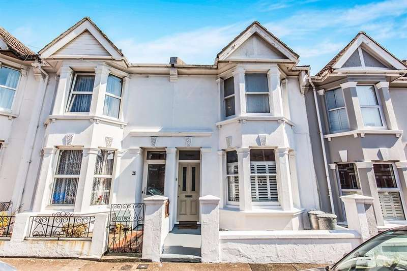 4 Bedrooms Terraced House for sale in Kendal Road Hove East Sussex BN3