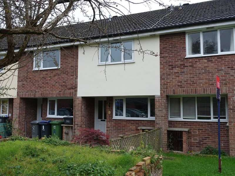 2 Bedrooms Terraced House for sale in Hayes Close,Trowbridge