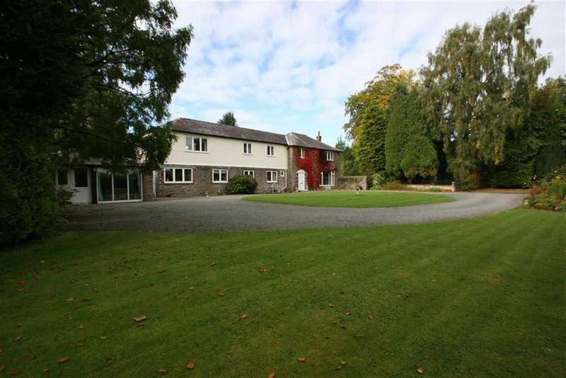 5 Bedrooms Detached House for sale in NORTH WEST HEREFORDSHIRE, Nr Presteigne, Herefordshire
