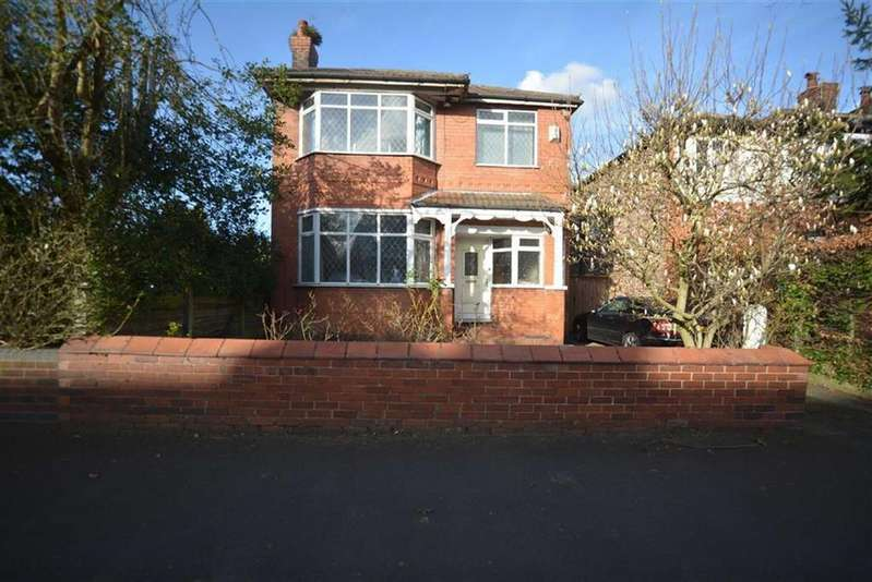 4 Bedrooms Detached House for sale in Sandy Lane, STRETFORD