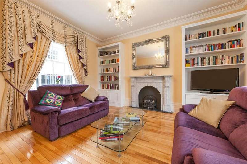 3 Bedrooms Terraced House for sale in Albany Street, Regents Park, London