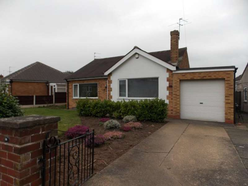2 Bedrooms Detached Bungalow for sale in Sandall Park Drive, Doncaster
