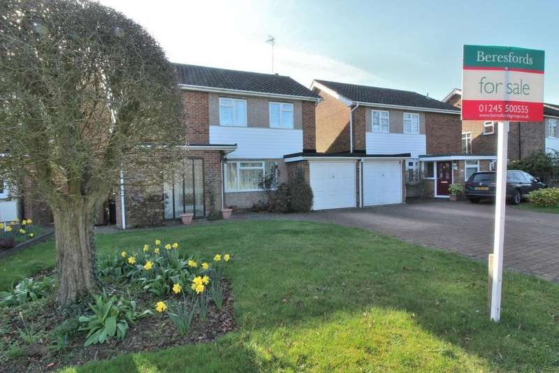4 Bedrooms Detached House for sale in Aldeburgh Way, Chelmsford, Essex, CM1