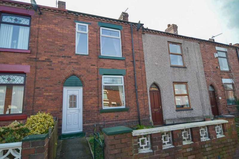 3 Bedrooms Terraced House for sale in Old Road, Ashton In Makerfield