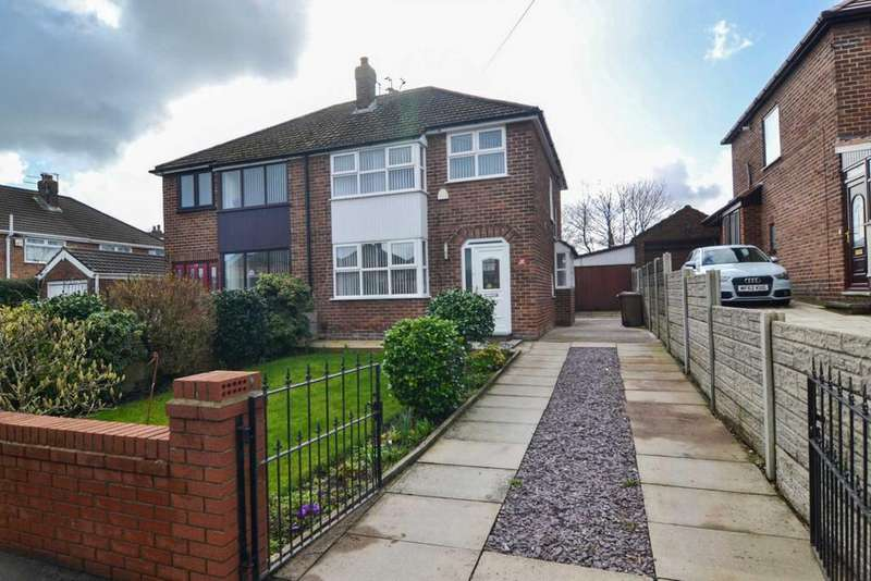 3 Bedrooms Semi Detached House for sale in Loweswater Crescent, Haydock