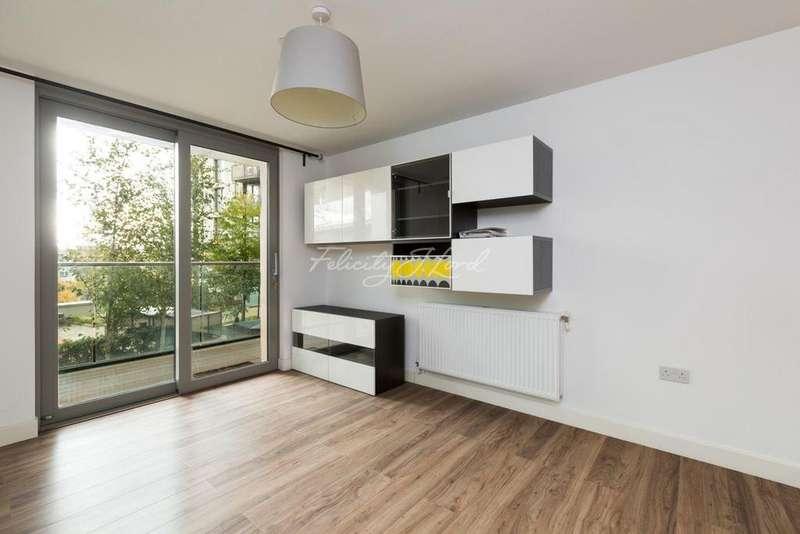 2 Bedrooms Flat for sale in Renaissance Development, Lewisham , SE13