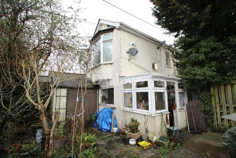 4 Bedrooms Semi Detached House for sale in Pandy Road, Bedwas, Caerphilly