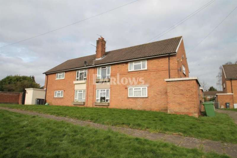 2 Bedrooms Flat for sale in Dickens Avenue, Llanrumney, Cardiff