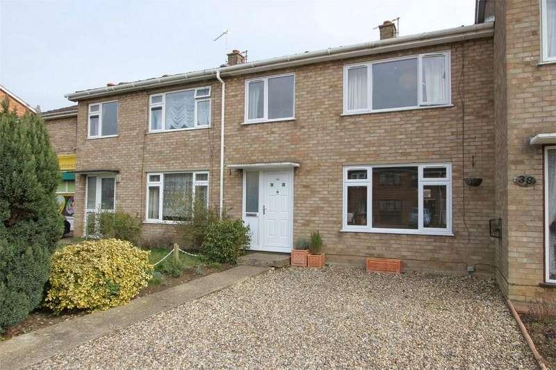 3 Bedrooms Terraced House for sale in Skelton Road, Diss, Norfolk