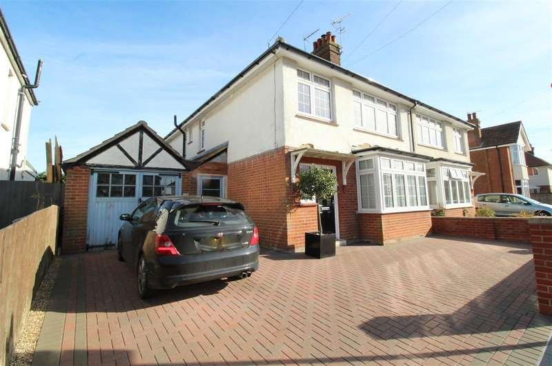 3 Bedrooms House for sale in Queens Road, IP11 7QT - Stunning Family Home - Semi Detached