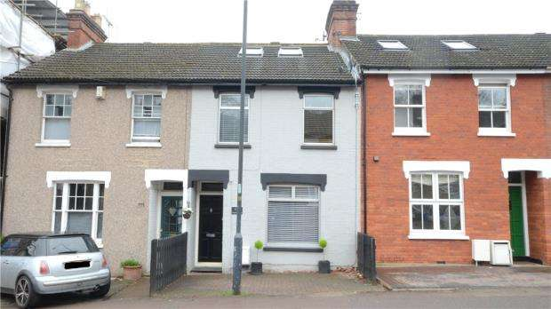 4 Bedrooms Terraced House for sale in Grenfell Road, Maidenhead, Berkshire