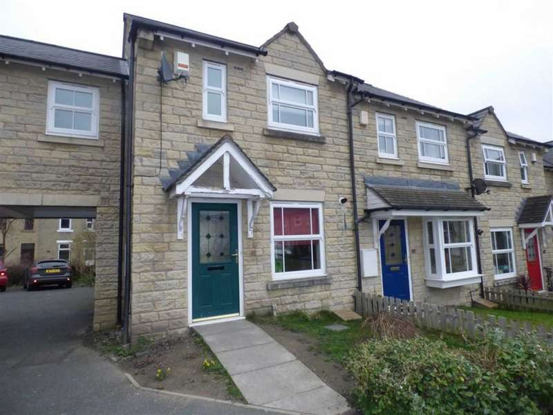 3 Bedrooms Property for sale in Hastings Way, Savile Park, HALIFAX, West Yorkshire, HX1