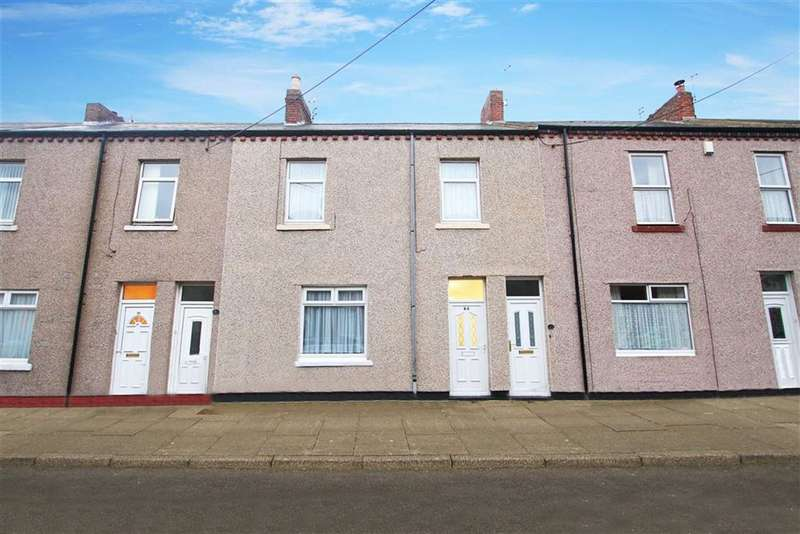 2 Bedrooms Flat for sale in Clarence Street, Seaton Sluice