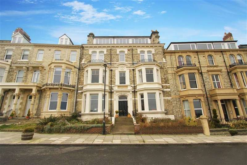 3 Bedrooms Flat for sale in Percy Gardens, Tynemouth, Tyne And Wear