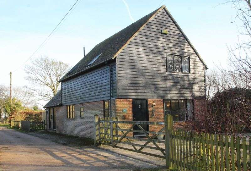 2 Bedrooms Detached House for sale in Misling Lane , Stelling Minnis