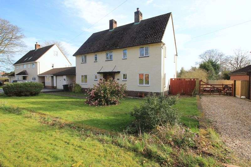 4 Bedrooms Detached House for sale in Park Crescent, Oswestry
