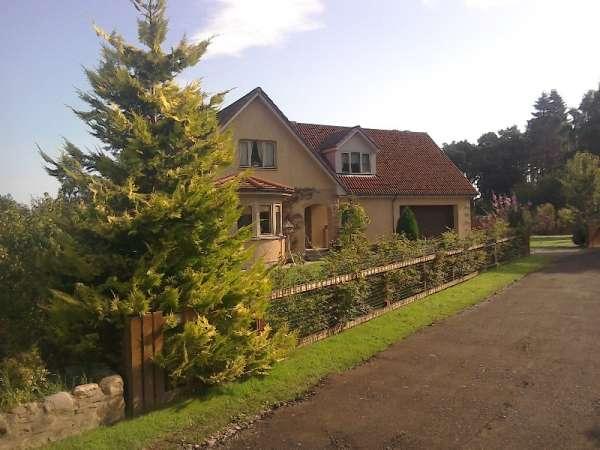 5 Bedrooms Detached House for sale in Kintessack, Forres
