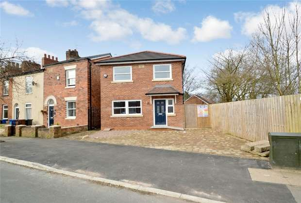 3 Bedrooms Detached House for sale in Lowndes Lane, Offerton, Stockport, Cheshire