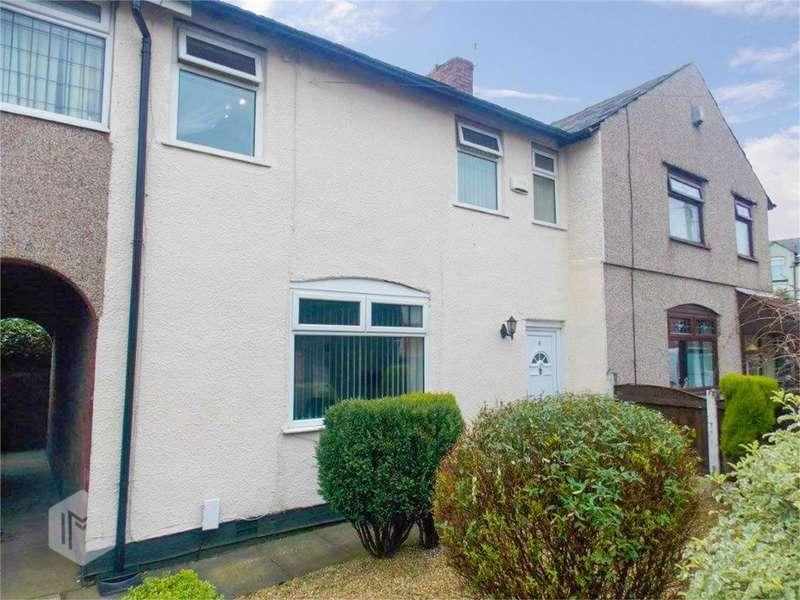 3 Bedrooms Terraced House for sale in Howard Avenue, Kearsley, Bolton, Lancashire