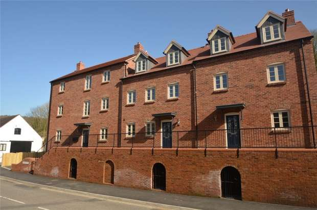 3 Bedrooms Town House for sale in Foundry Mews, Coalbrookdale, TELFORD, Shropshire