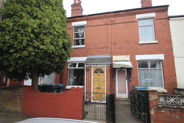 2 Bedrooms Terraced House for sale in North Street, Stoke, Coventry