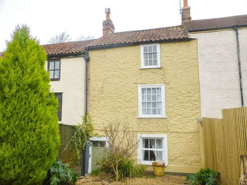 2 Bedrooms Terraced House for sale in Commercial Road, Shepton Mallet