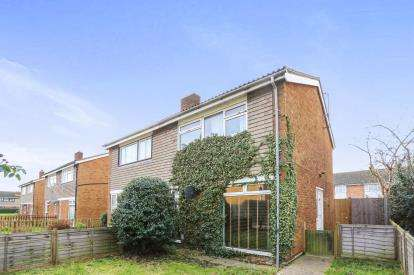 3 Bedrooms Semi Detached House for sale in Glebe Road, Sandy, Bedfordshire
