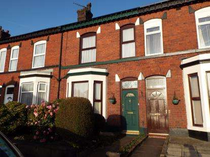 4 Bedrooms Terraced House for sale in Inman Street, Bury, Greater Manchester, BL9