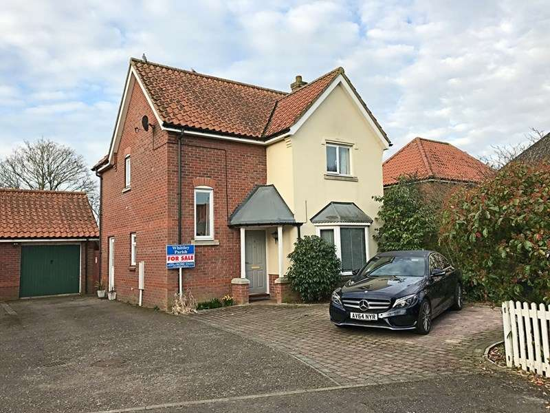 3 Bedrooms Detached House for sale in Smiths Close, Dickleburgh, Diss