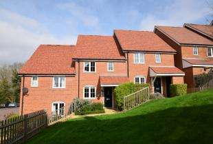 2 Bedrooms Terraced House for sale in Treetops Way, Heathfield, East Sussex