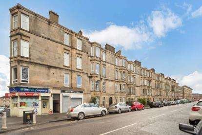 1 Bedroom Flat for sale in Wellshot Road, Tollcross, Glasgow